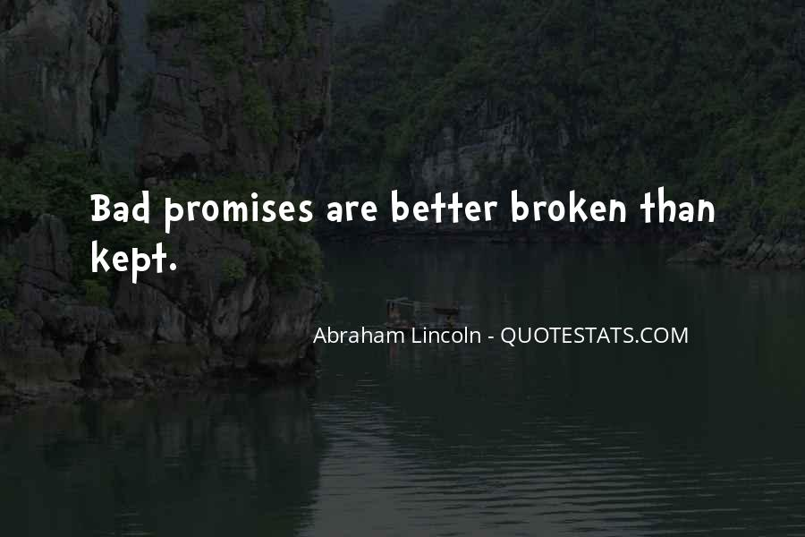 Abraham Lincoln Quotes #1156418