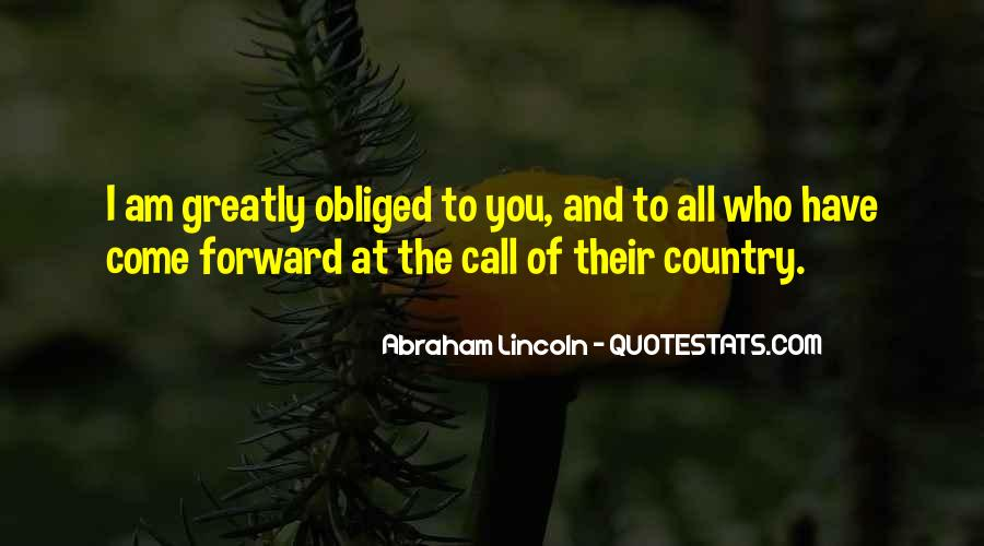 Abraham Lincoln Quotes #1265331