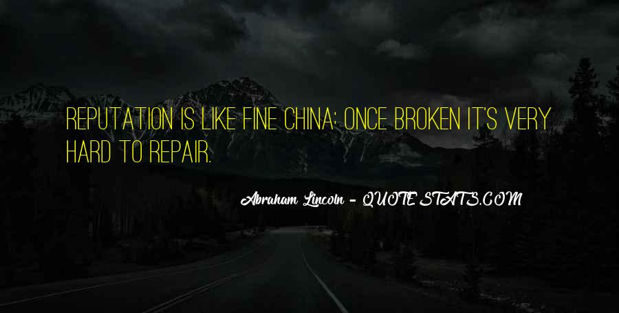 Abraham Lincoln Quotes #1441489