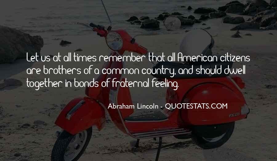 Abraham Lincoln Quotes #1575962