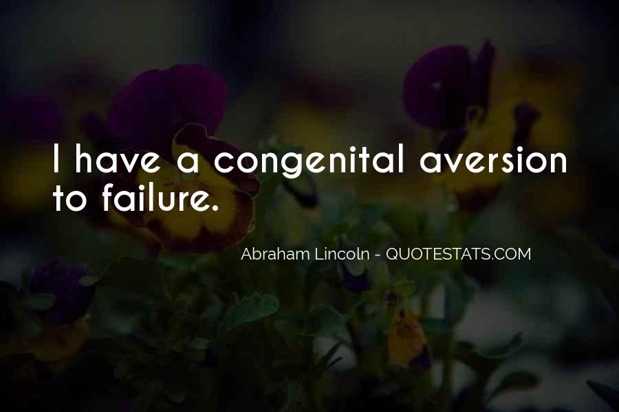 Abraham Lincoln Quotes #158670