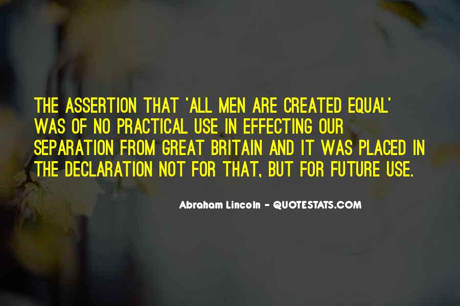 Abraham Lincoln Quotes #1664105