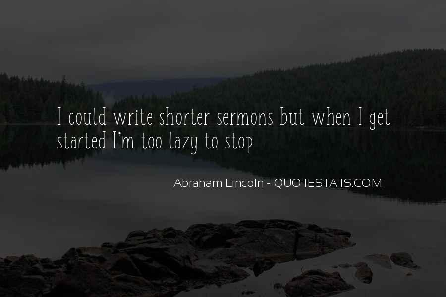 Abraham Lincoln Quotes #1703088