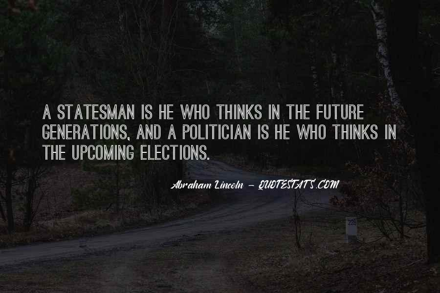 Abraham Lincoln Quotes #1782140