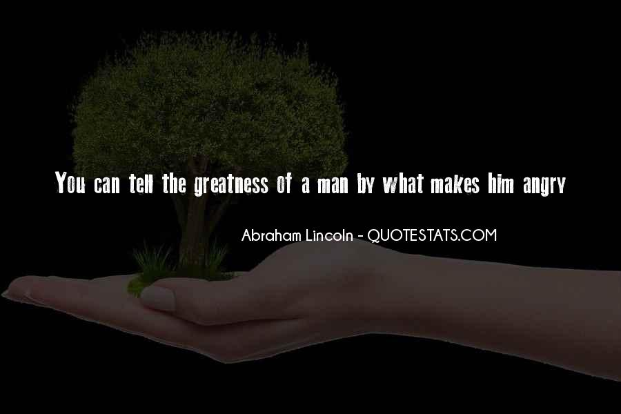 Abraham Lincoln Quotes #1850512