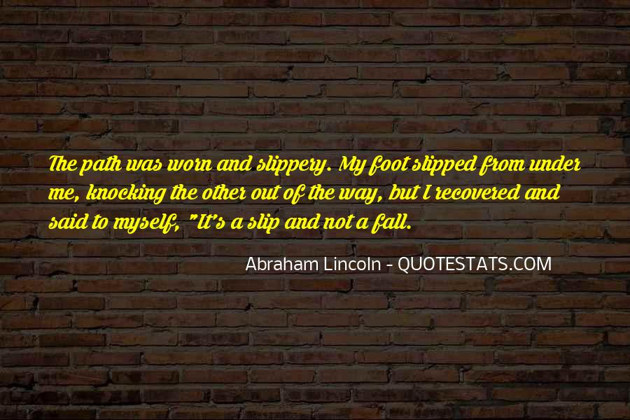 Abraham Lincoln Quotes #19987