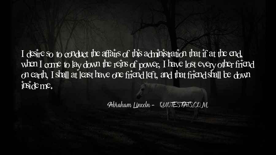 Abraham Lincoln Quotes #366876