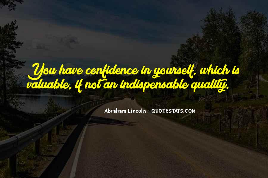Abraham Lincoln Quotes #379115