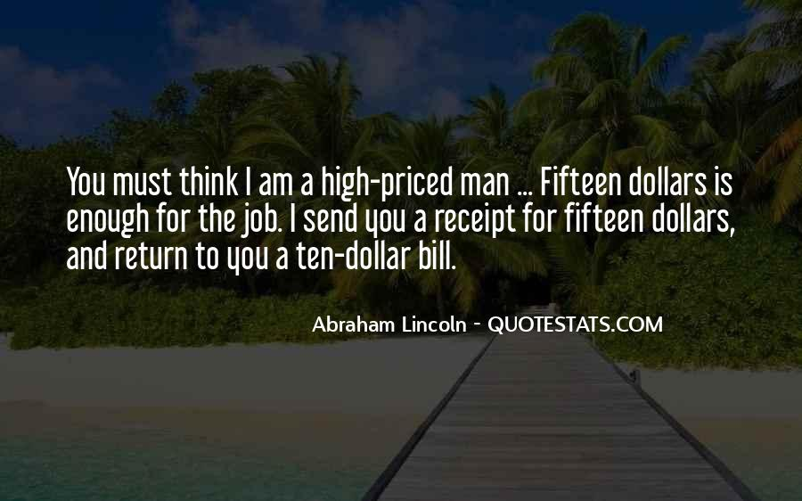 Abraham Lincoln Quotes #404164