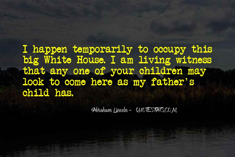 Abraham Lincoln Quotes #416855