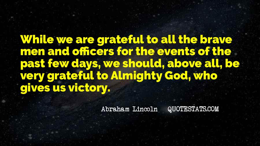 Abraham Lincoln Quotes #420219