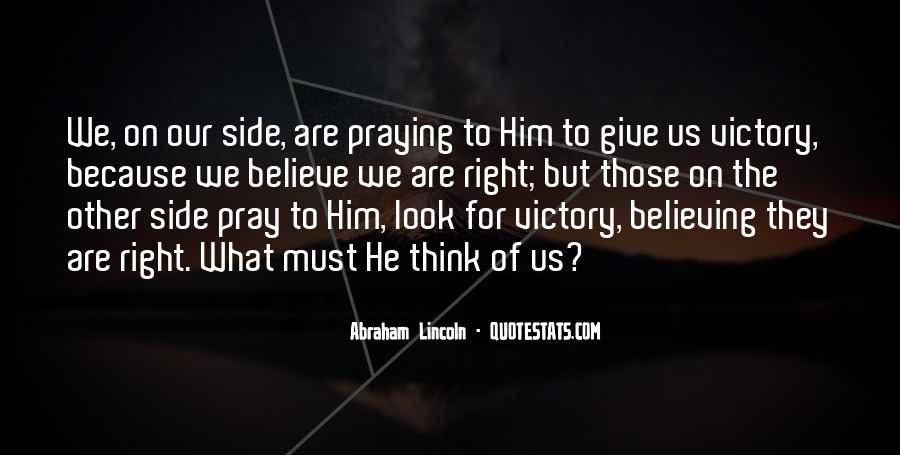 Abraham Lincoln Quotes #459294