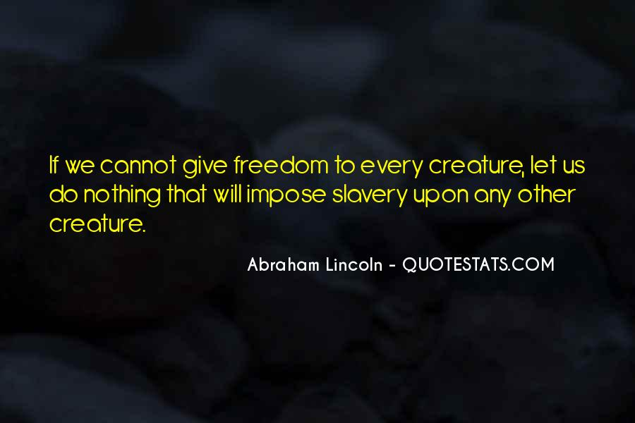 Abraham Lincoln Quotes #469339