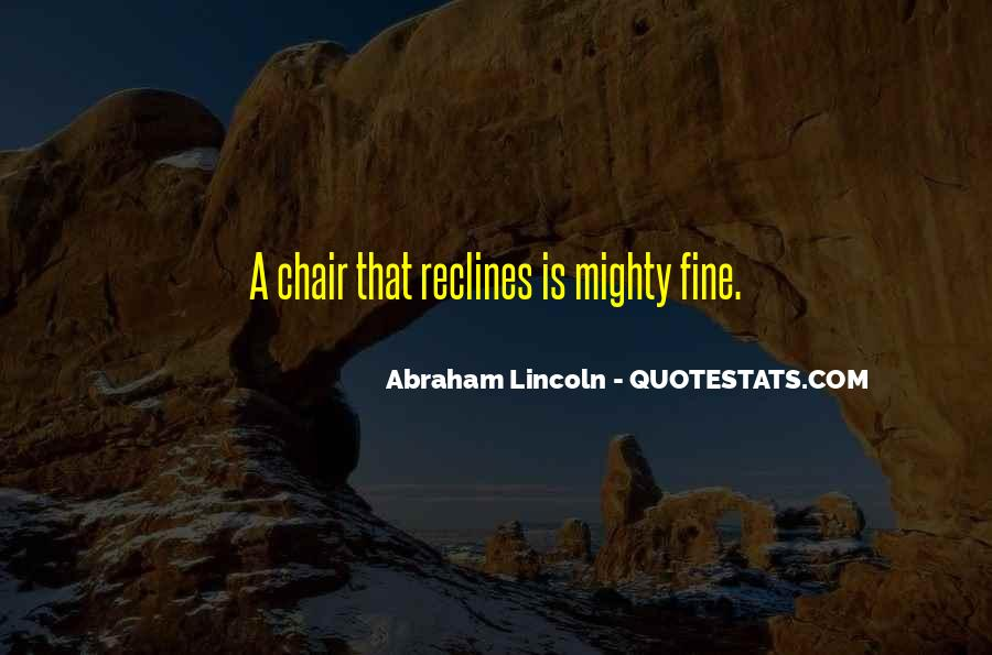 Abraham Lincoln Quotes #685413