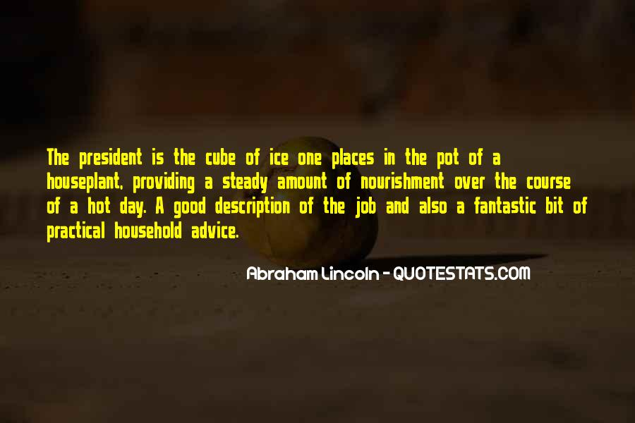 Abraham Lincoln Quotes #82363