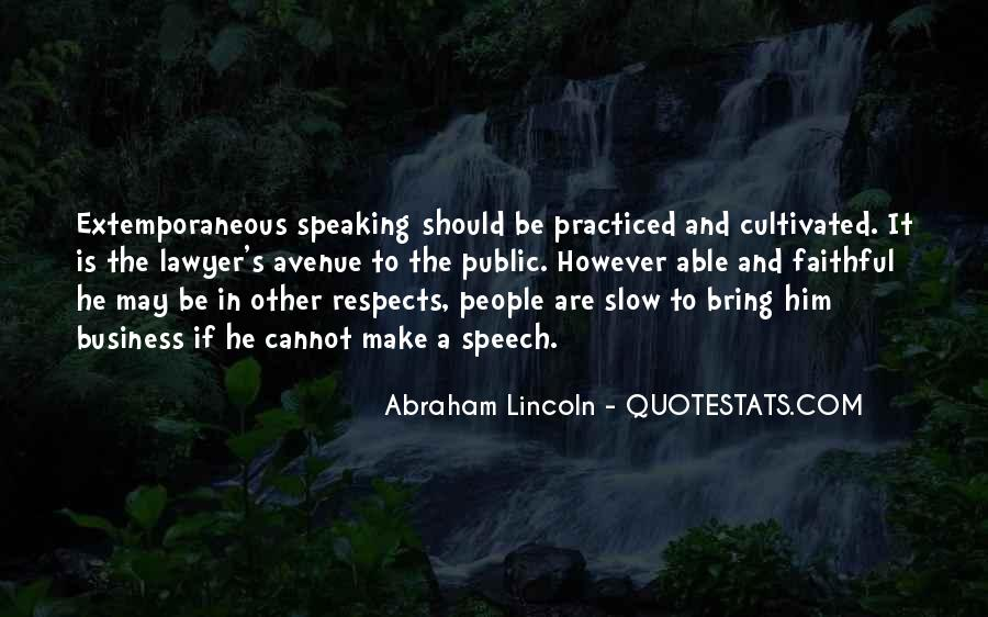 Abraham Lincoln Quotes #835258