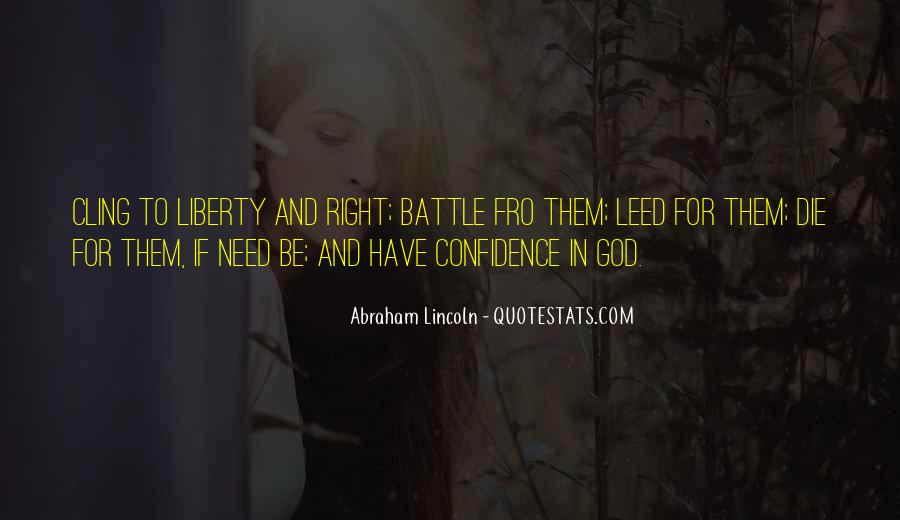 Abraham Lincoln Quotes #897413