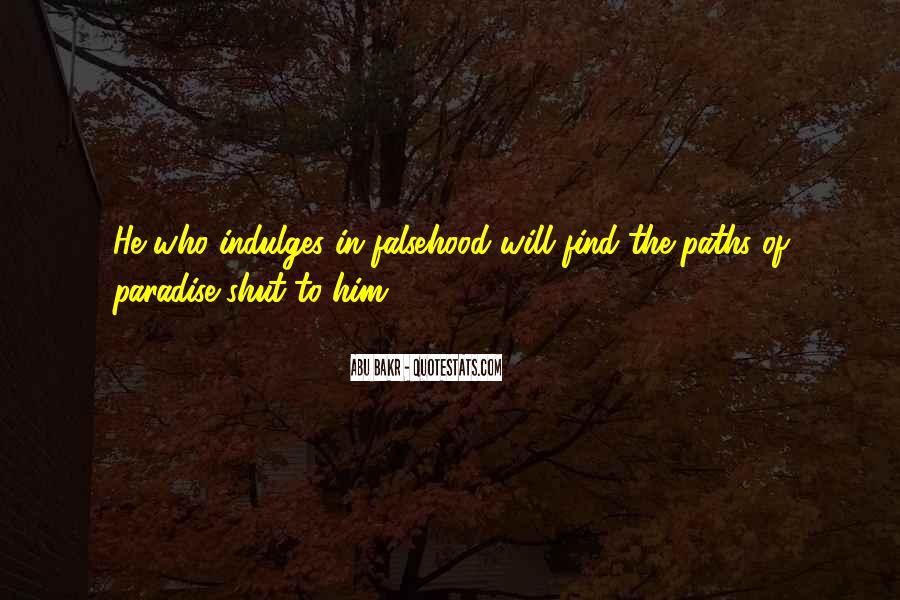 Abu Bakr Quotes #1002315