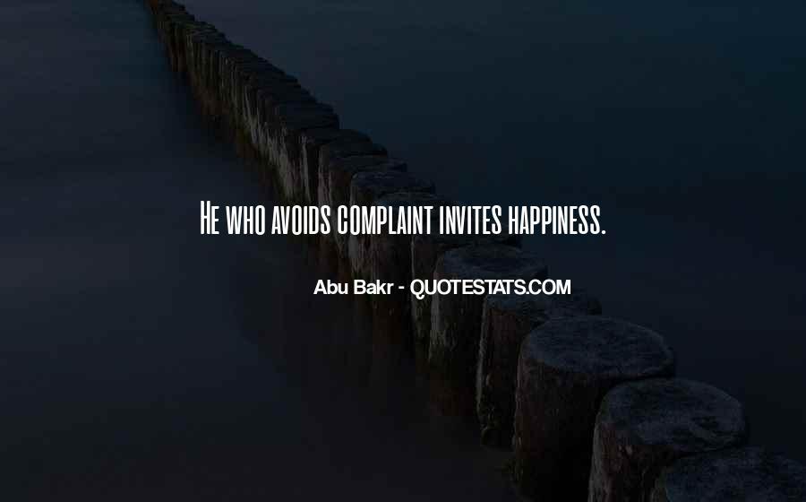 Abu Bakr Quotes #1083434
