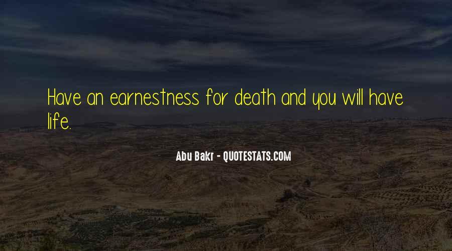 Abu Bakr Quotes #11993
