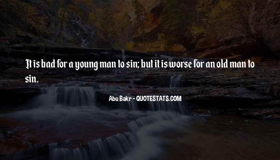 Abu Bakr Quotes #1419560