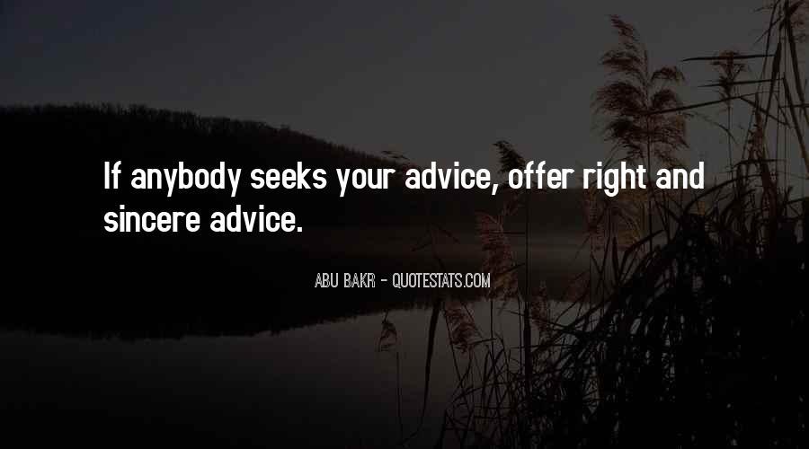 Abu Bakr Quotes #1454928