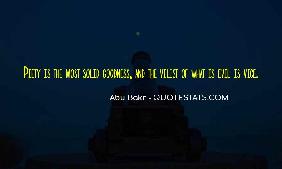 Abu Bakr Quotes #1525509