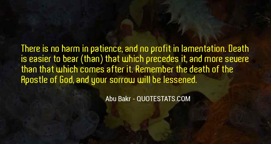 Abu Bakr Quotes #1813119