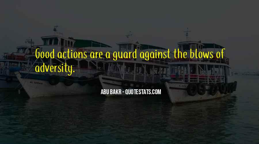 Abu Bakr Quotes #1859113