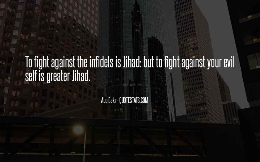 Abu Bakr Quotes #211552