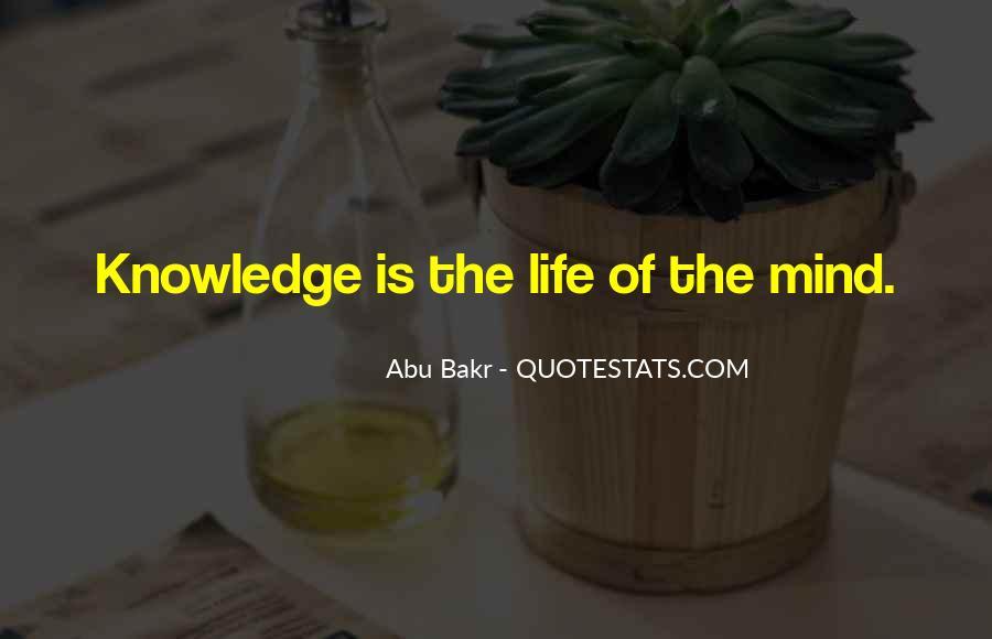 Abu Bakr Quotes #240875