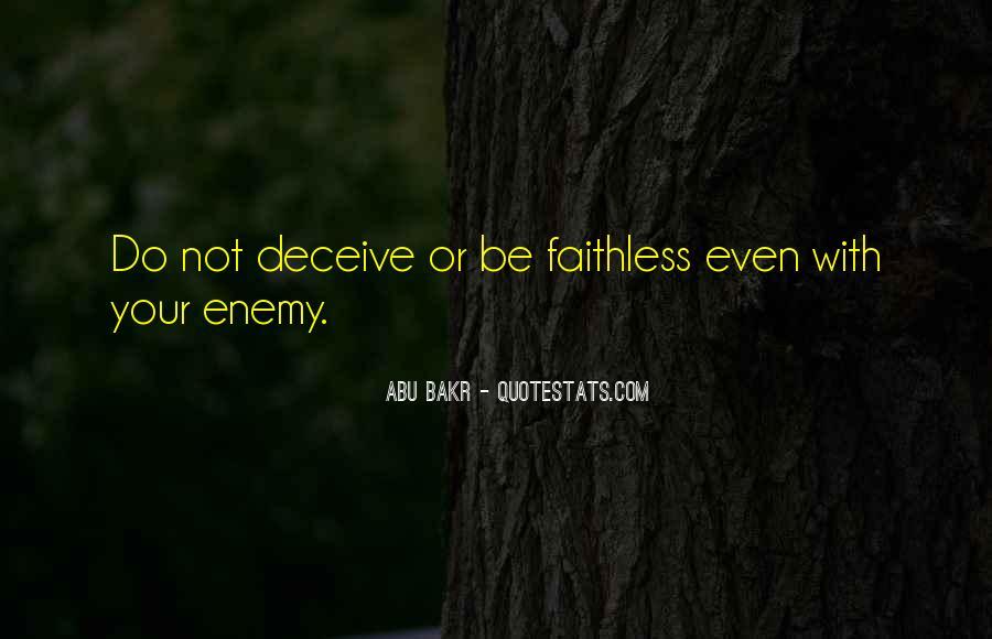 Abu Bakr Quotes #26311