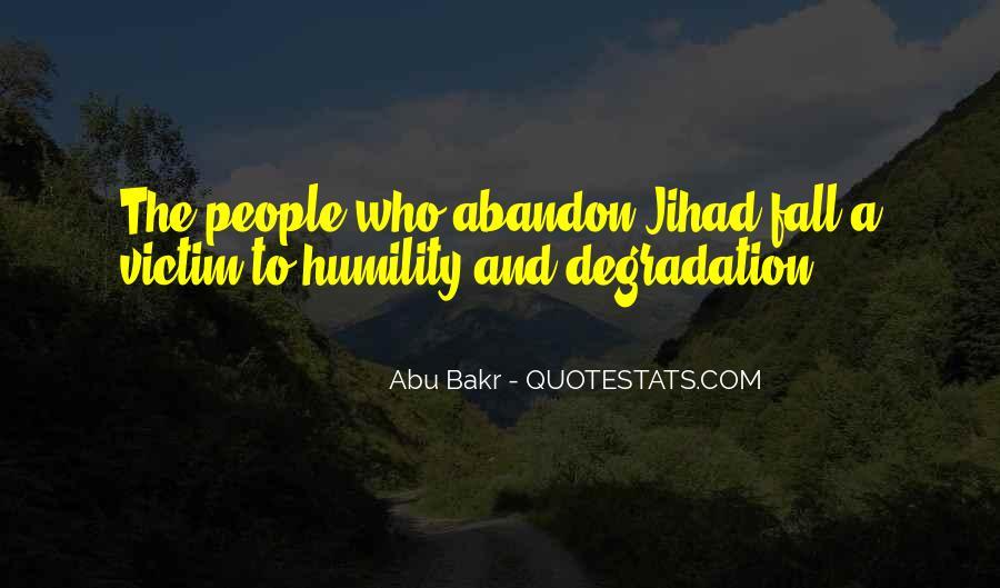 Abu Bakr Quotes #461601