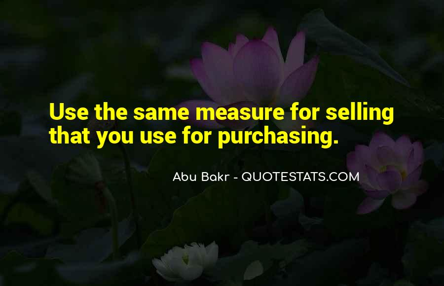 Abu Bakr Quotes #497215