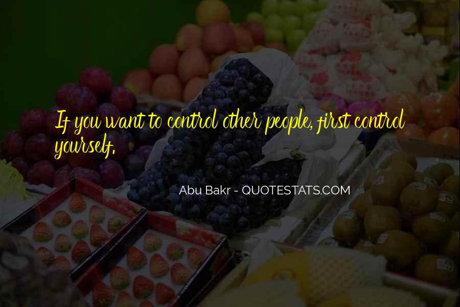 Abu Bakr Quotes #565071