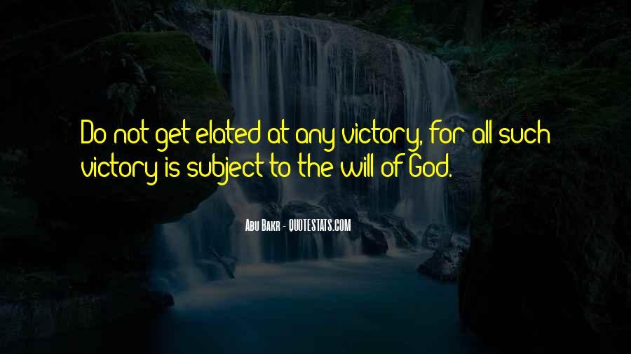 Abu Bakr Quotes #844983