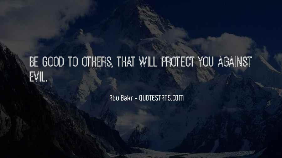 Abu Bakr Quotes #931002