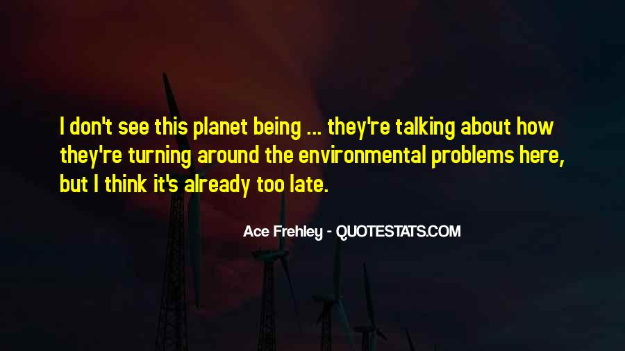 Ace Frehley Quotes #1140466