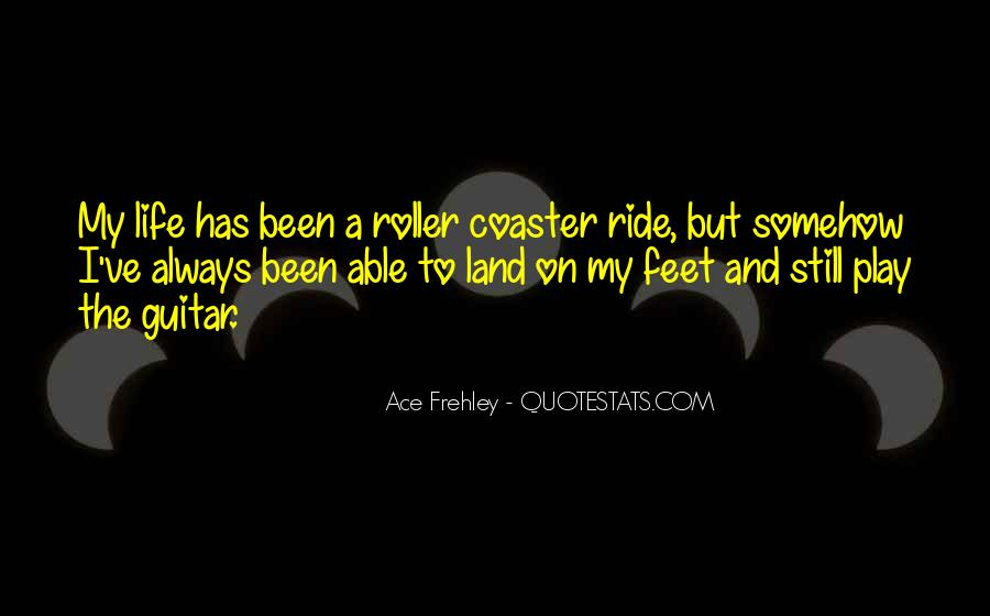 Ace Frehley Quotes #1284426