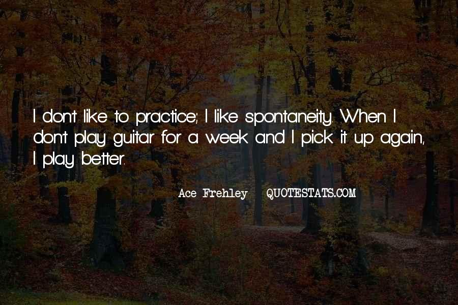 Ace Frehley Quotes #970659