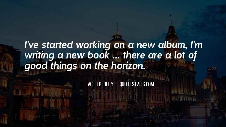 Ace Frehley Quotes #97309