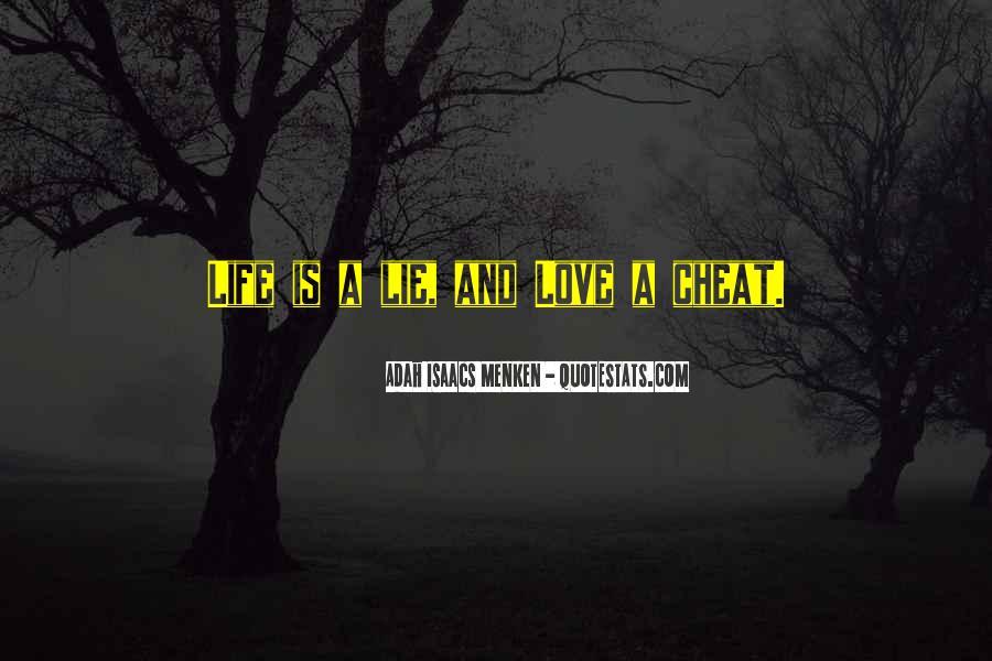 Adah Isaacs Menken Quotes #143712