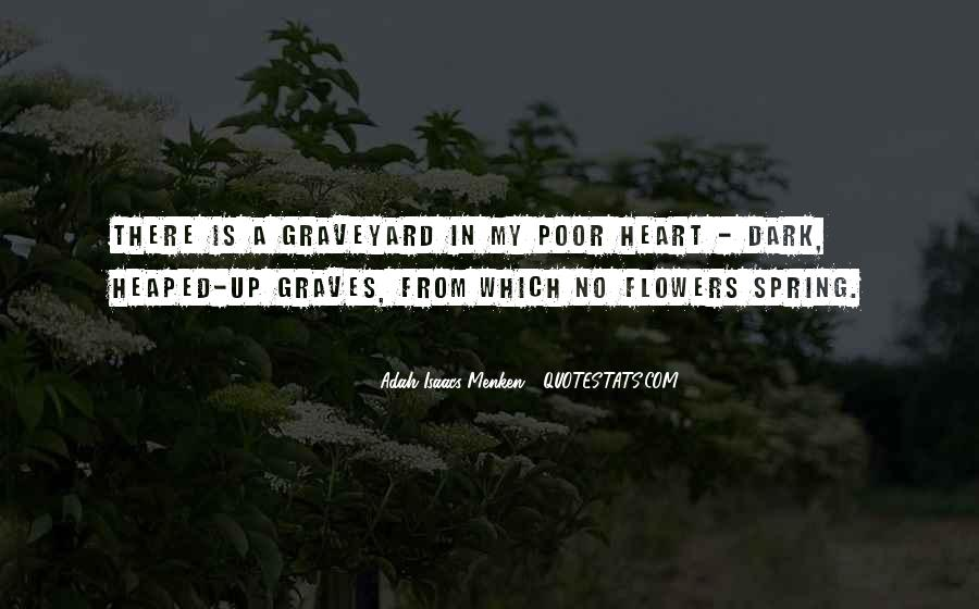 Adah Isaacs Menken Quotes #333353