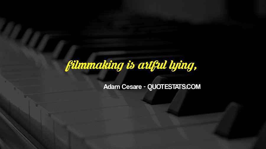 Adam Cesare Quotes #1112423