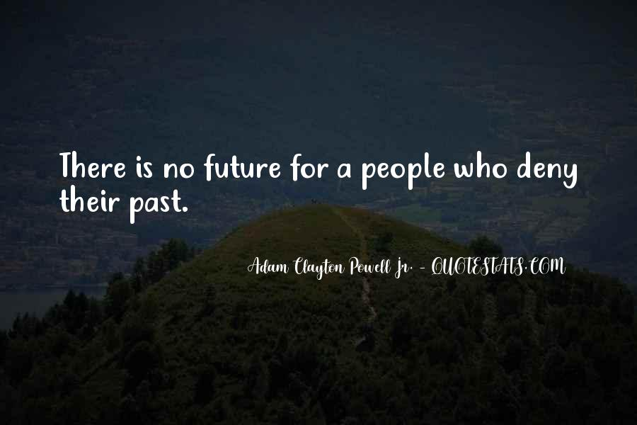 Adam Clayton Powell Jr. Quotes #1169976