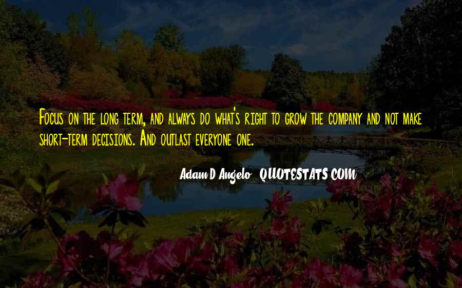 Adam D'Angelo Quotes #940116
