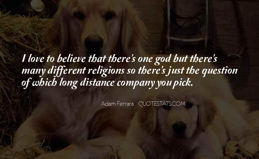 Adam Ferrara Quotes #1045030