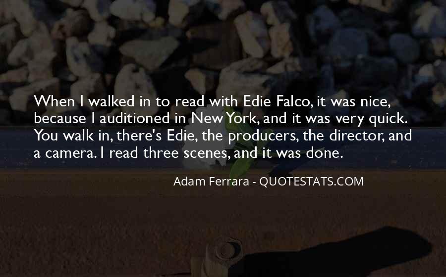 Adam Ferrara Quotes #1227704