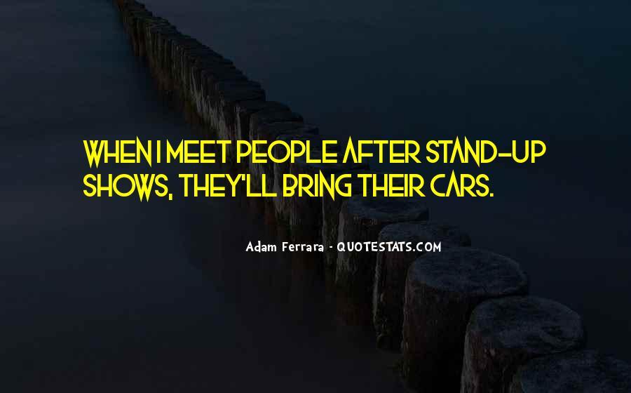 Adam Ferrara Quotes #1770155