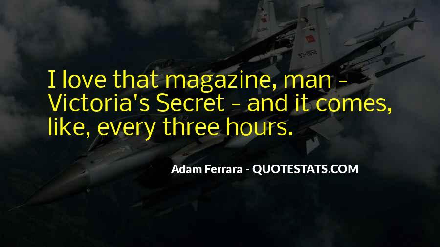 Adam Ferrara Quotes #1870963